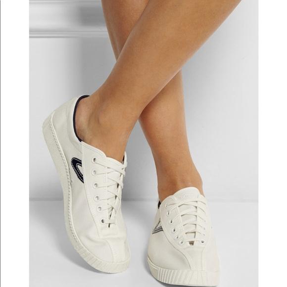 0f6c17fbb Tretorn Shoes | Nylite Canvas Sneakers | Poshmark